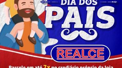 SALDÃO DIA DOS PAIS, REALCE CALÇADOS MONTEIRO 4
