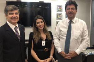 Prefeita de Monteiro cumpre extensa agenda em Brasília e reforça pedido para Centro de Hemodiálise 7