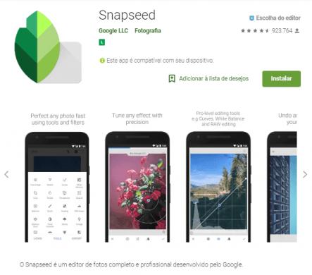 snapseed-1-443x390 Snapseed: conheça o app gratuito de edição de fotos