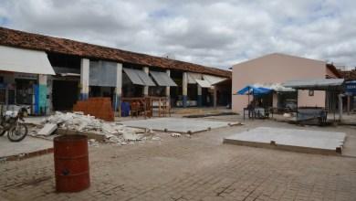 Última etapa da modernização e ampliação do Mercado PúblicoMunicipal tem início em Monteiro 7