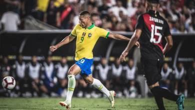 Brasil cria pouco e perde para o Peru 6