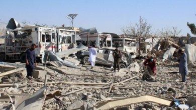 Drone americano mata 30 civis no Afeganistão 5