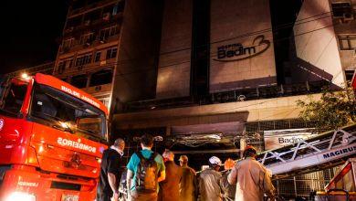 Incêndio em hospital no Rio deixa pelo menos dez mortos 2