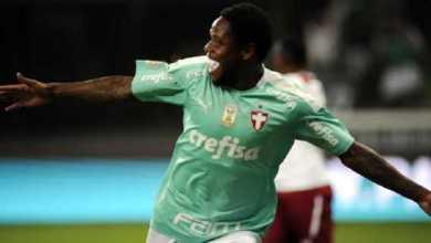 Palmeiras vence Fluminense e fica a 3 pontos do líder Flamengo 3