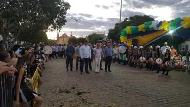 Prefeito Dalyson Neves participa do desfile de 07 de setembro 7