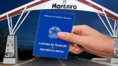 Sine Monteiro oferece vagade emprego 2
