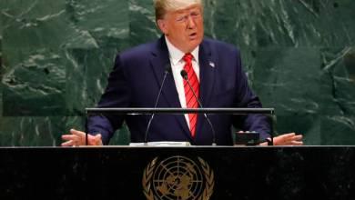 'Todas as nações têm o dever de agir' contra o Irã, diz Trump na ONU 5
