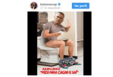 Filho de Bolsonaro ataca Julian Lemos e posta montagem com deputado em redes sociais 10