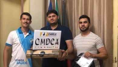 Prefeito Dalyson faz entrega de equipamentos para o CMDCA de Zabelê 5