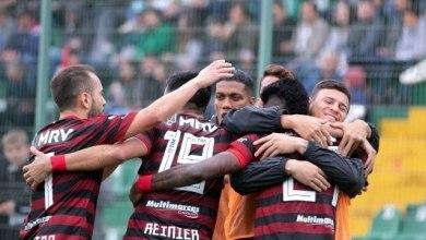 Flamengo domina a Chape, vence por 1 a 0 e abre cinco pontos para 2º 7