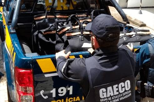 Calvário: Gaeco e PF cumprem mandados de prisão, busca e apreensão na PB e mais quatro estados 1