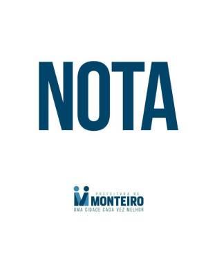 Prefeita de Monteiro emite nota de pesar pelo falecimento de Amilton Altair Ferreira Duarte 1