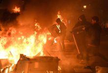 Protestos em Barcelona ampliam crise do separatismo catalão após condenação de líderes 8