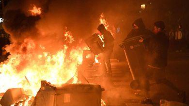 Protestos em Barcelona ampliam crise do separatismo catalão após condenação de líderes 7
