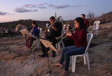 Música e cultura afro-brasileira marcam o Circuito Som nas Pedras no Congo 9