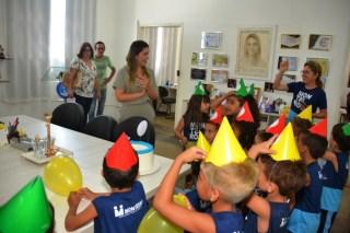 Aniversário-CEI-4-600x400 Alunos comemoram com a prefeita Anna Lorena o aniversário de um ano do CEI Jackeline Santa Cruz