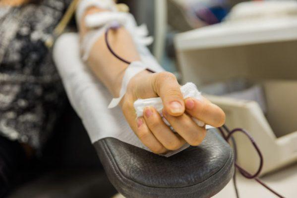 SANGUE-599x400 Doações de sangue caem 70% e Hemocentro faz apelo
