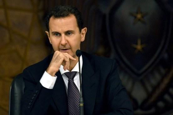 assad1 EUA anunciam sanções contra o presidente sírio e seu entorno