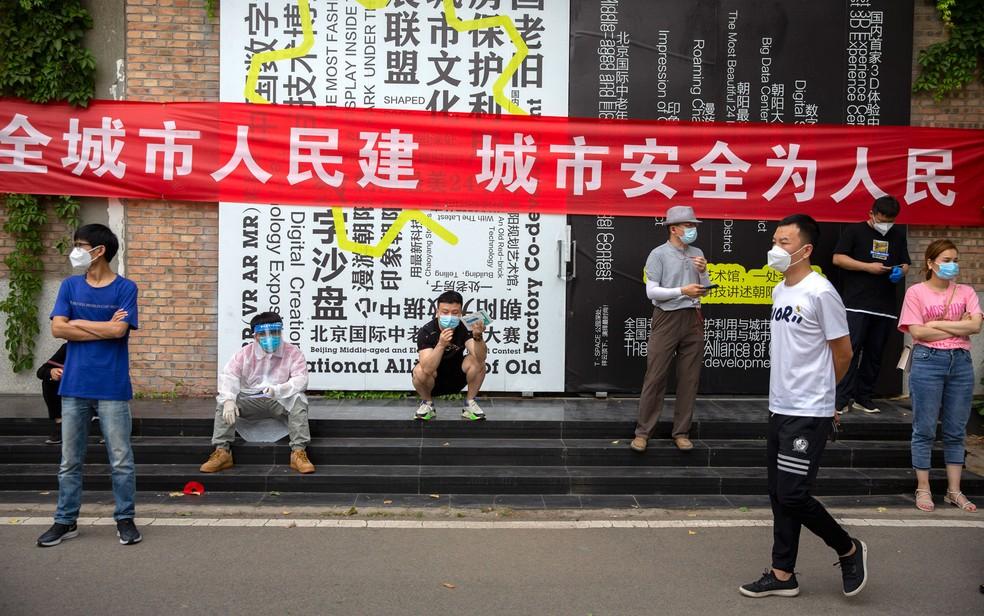 covid-china EUA questionam credibilidade dos dados oficiais sobre novo surto de coronavírus na China