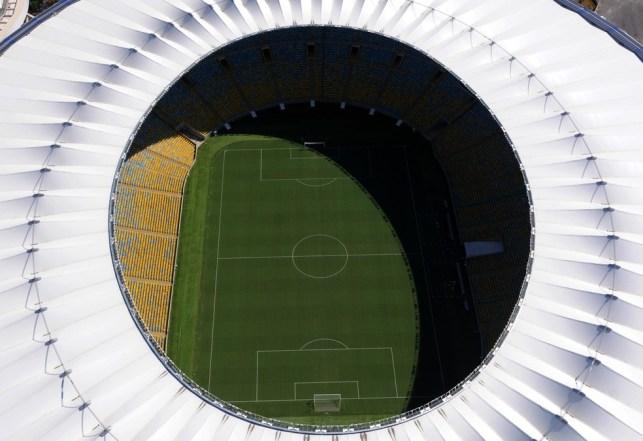 estadio-1 Com Fluminense e Botafogo contra, arbitral nesta segunda tenta emplacar volta do Carioca