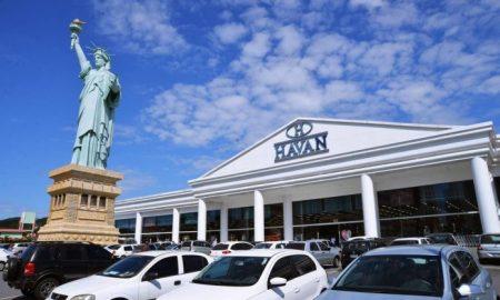 1-Havan- Rede de lojas recebe currículos para nova filial em João Pessoa