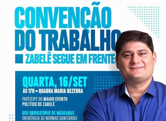 timthumb Convenção homologará candidatura de Dalyson Neves nesta quarta, em Zabelê