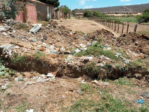 lixo-em-livramento Situação do lixo e esgoto na cidade de Livramento ganha repercussão estadual