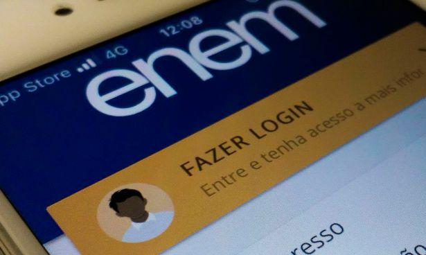 enem_2020 Inep disponibilizará cartão de confirmação do Enem em 5 de janeiro