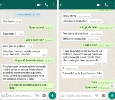 2BEF58A0-4602-4B9A-95A4-8EA37D43CCD9 Aumenta o número de tentativas de golpes através de whatsapp em todo o Cariri