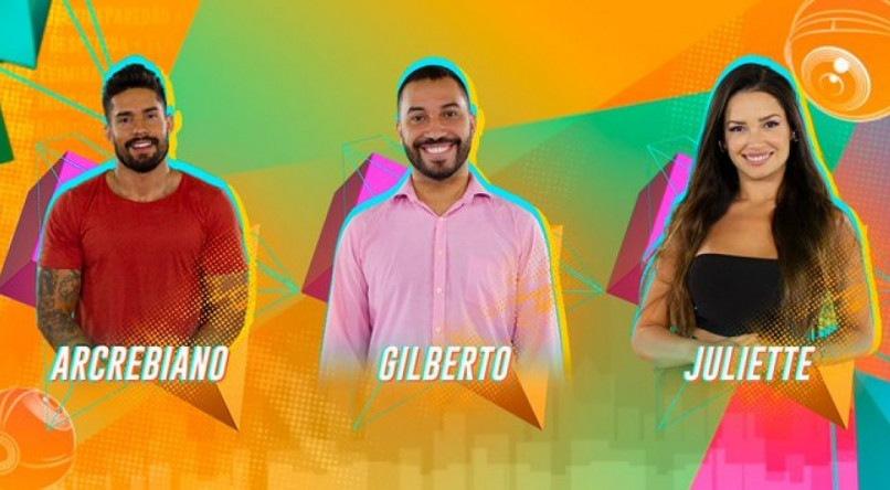 1_paredao-17114512 Paraibana vai para o paredão e disputa permanência no BBB 21 com Gilberto e Acrebiano