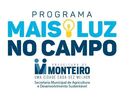 Programa-Mais-Luz-no-Campo-e1612872290961 Mais Luz no Campo: Secretaria de Agricultura já atendeu cerca de 200 solicitações desde o início de 2021