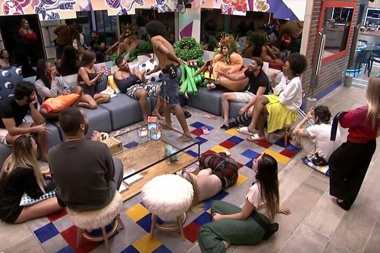 1614552415603c1d5f9f316_1614552415_3x2_md BBB 21: Após suspeita de Covid, Globo faz teste nos participantes do reality