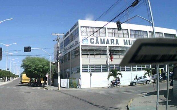 Camara-municipal-Monteiro-e1616873041220 Após vereador testar positivo para Covid-19, Câmara de Monteiro suspende atividades