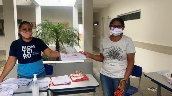 Ensino-Remoto-_-Entrega-de-material_-2021_7-4 Secretaria de Educação de Monteiro inicia ano letivo dispondo de diversas ferramentas para alcançar todo o alunado