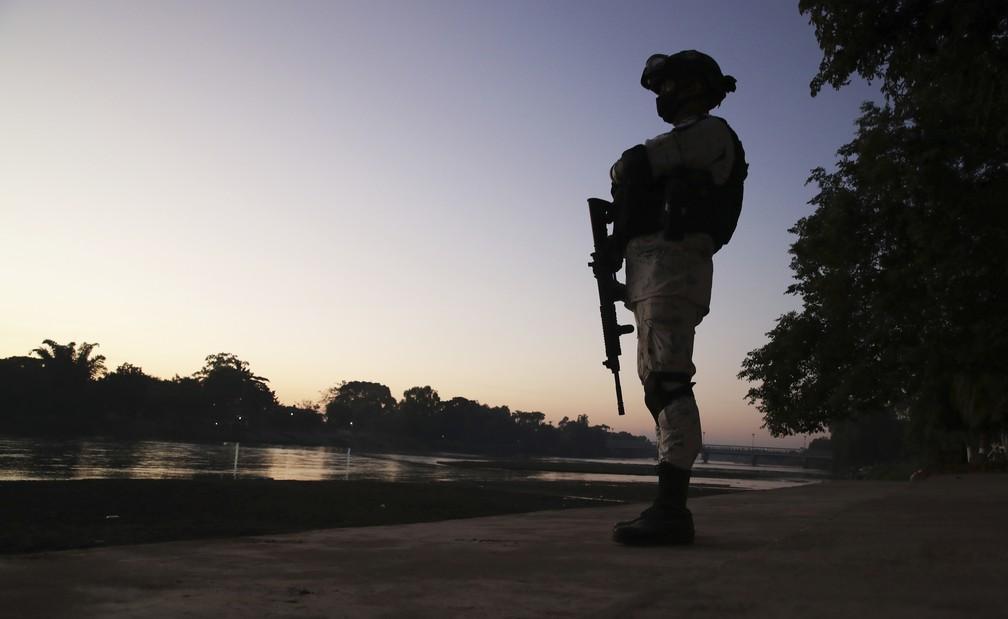 ap21078039815141 México anuncia restrições nas fronteiras contra Covid