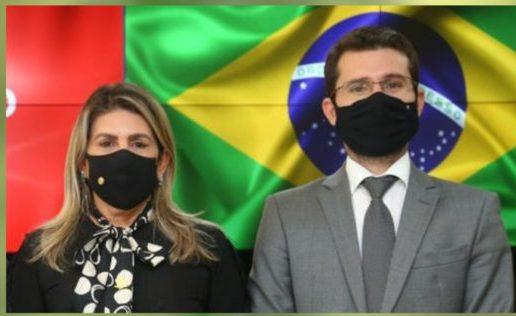 edna-henrique-michel-henrique-e1619101221498 Sem João, família Henrique poderá encontrar dificuldades para sobreviver politicamente
