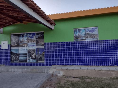 image-1 Prefeito de São João do Tigre visita obras de estruturação de prédios do governo municipal e secretarias