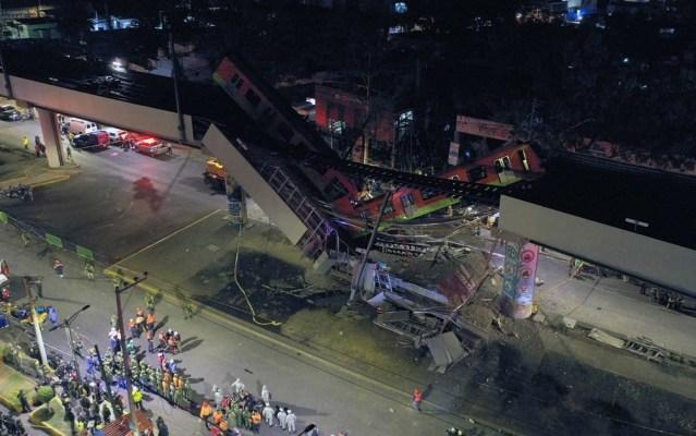 trem5-639x400 Desabamento de viaduto do metrô no México deixa ao menos 23 mortos e 65 feridos
