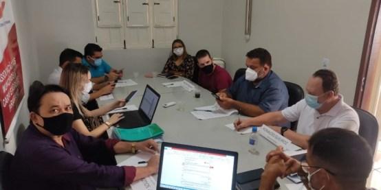3808B19F-1C83-4A85-8E6B-E1A1815C9A96 Através de articulação da AMCAP, prefeitos definem auxílio financeiro para Hospital de Serra Branca