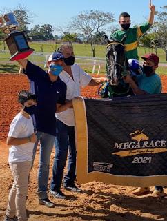 66E19268-F29A-45E9-8CD4-9F5FC75FEE6B Treinador de cavalos monteirense vence o MegaRace 2021