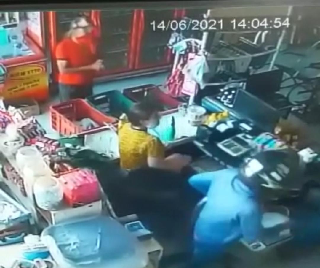 IMG_20210614_154057 Homem armado invade mercado em Monteiro, rende funcionária e leva dinheiro do caixa