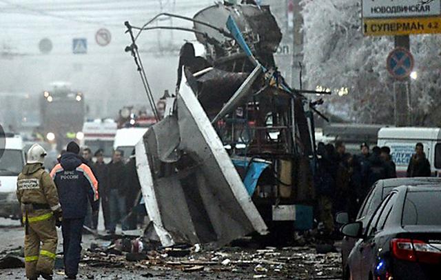 Al menos 14 personas murieron en un nuevo atentado en la ciudad rusa de Volgogrado - Foto: