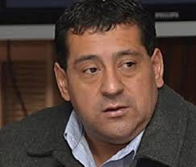El Intendente de Los Antiguos Guillermo Mercado - Foto: Prensa Gobierno