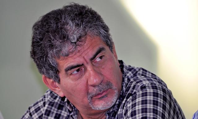 El titular del Sindicato de Camioneros de Chubut Jorge Taboada - Foto: Sindicato Camioneros