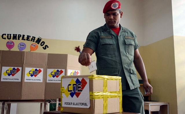 Las elecciones en Venezuela - Foto: