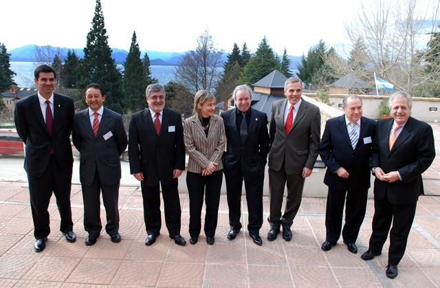 Los gobernadores que conforman la Ofephi - Foto: Ofephi