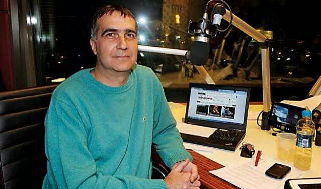 El periodista Antonio Laje - Foto: