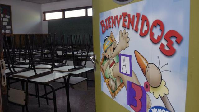 """El Gobierno respaldó a Scioli en el conflicto docente: """"Deben acatar el fallo, sino se incurre en desacato"""" - Foto: Infobae"""