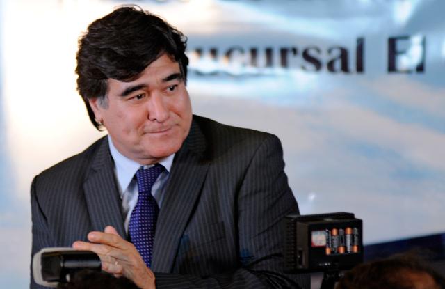 Carlos Zannini Secretario Legal y Técnico de la Nación - Foto: OPI Santa Cruz/Francisco Muñoz