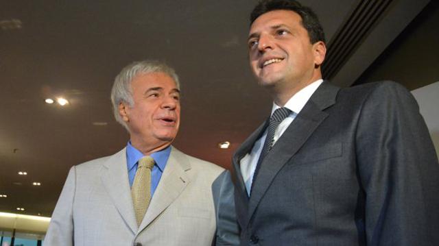 """Massa y De la Sota, juntos y a favor de una """"agenda común"""" - Foto:"""